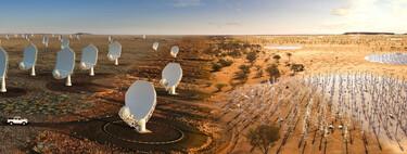 Se aprueba la construcción de SKAO: así será la red de radiotelescopios más grande del mundo