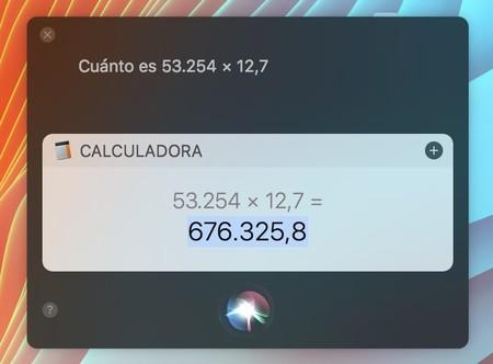 Siri Multiplications