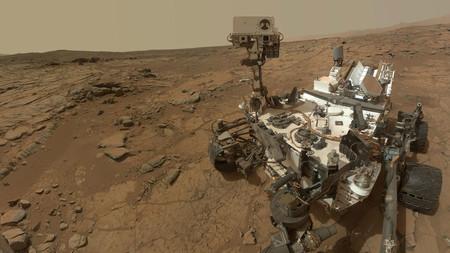 Robot Mars Rover Nasa