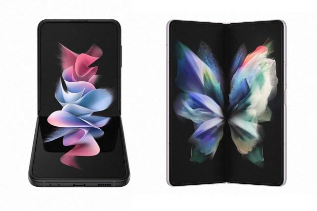 Samsung Galaxy℗ Z Fold3 y Galaxy℗ Z Flip3: todo lo que ha cambiado en un año(365días) en los plegables de Samsung