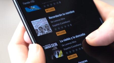 Audible Espana App