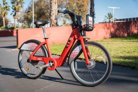 Bicicleta eléctrica de Bicing