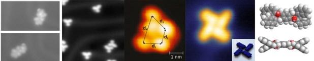 Coches Moleculas