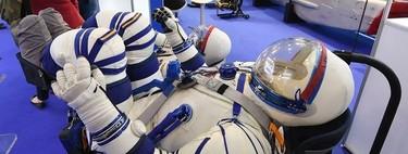 Desde hace 60 años, todos los cosmonautas han orinado sobre una rueda antes de ir al espacio: eso está a punto de acabarse