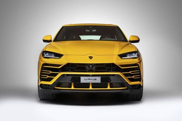 Lamborghini Urus 2019 12