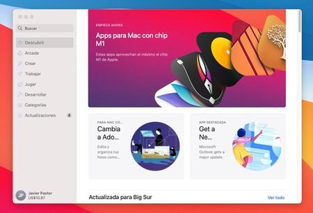 App Store M1