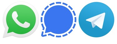 Signal vs Telegram vs WhatsApp: cuáles son las diferencias y cuál cuida más tu privacidad