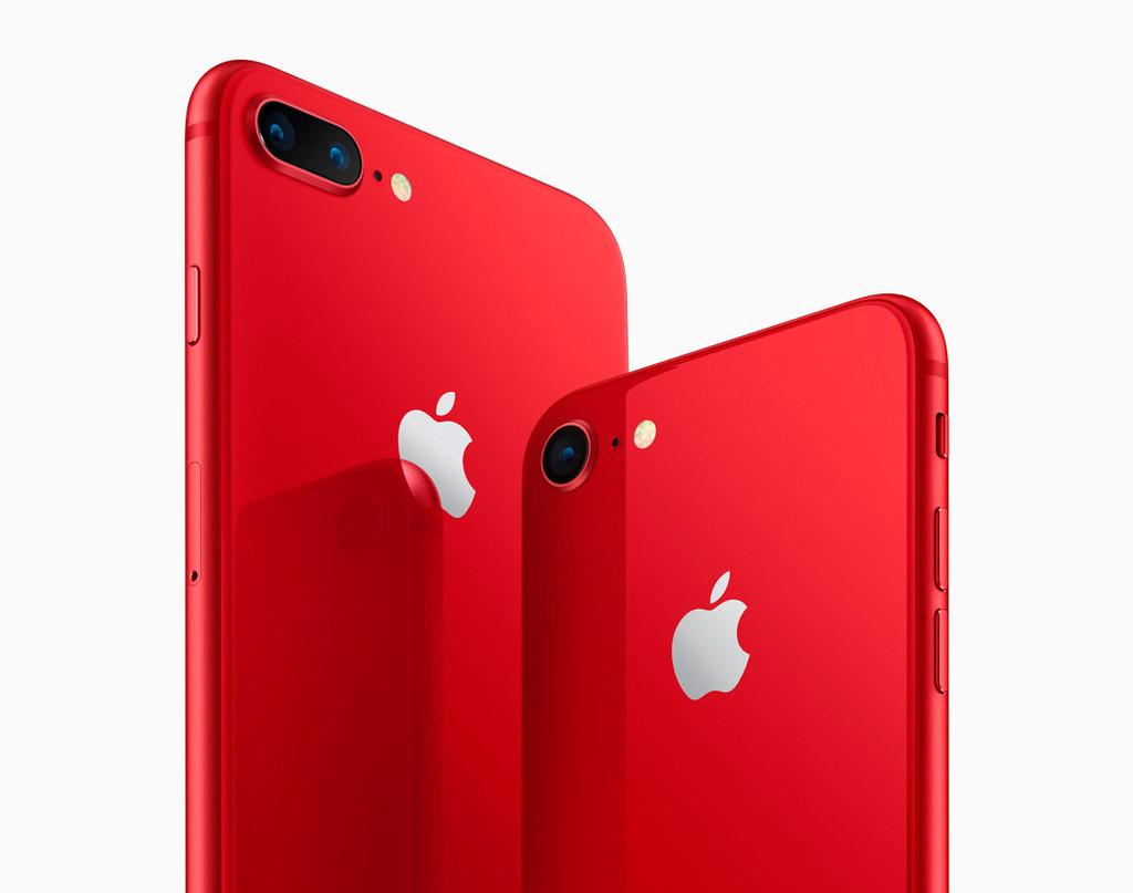 Permalink to Nuevos iPhone 8 y 8 Plus (PRODUCT)RED: la segunda generación de iPhone que colabora en la lucha contra el VIH llega el 10 de abril