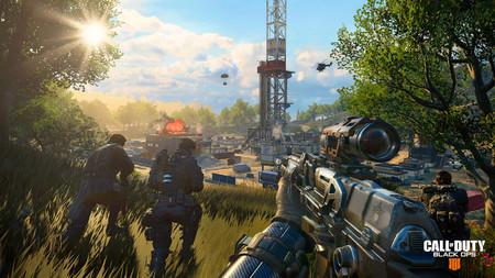 Por Si Queda Alguna Duda Asi Es Blackout El Modo Battle Royale De Call Of Duty Black Ops 4