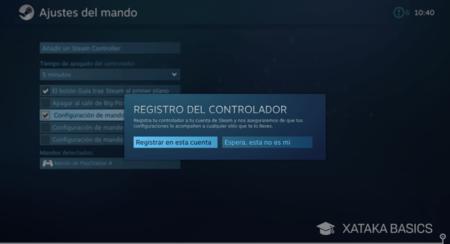 Controller Registration