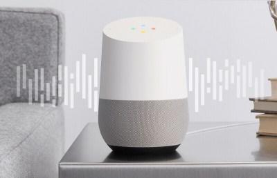 Los empleados de Google también escuchan lo que graban Google Home y Google Assistant