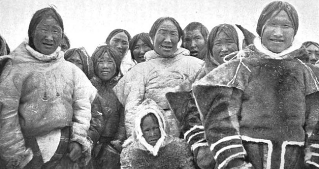 Image From My Life With The Eskimo