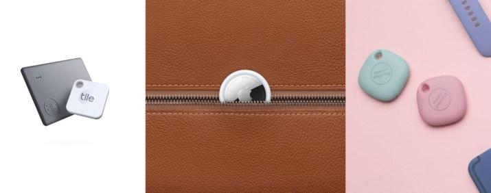 El Apple AirTag frente a sus principales rivales: así queda contra los Samsung SmartTag y el Tile