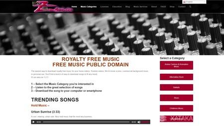 Free Music Public Domain