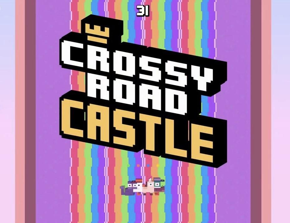 Los creadores de 'Crossy Road' han preparado un nuevo juego llamado 'Crossy Road Castle', llegará a Apple Arcade