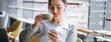 Las mejores tarifas de terminal y fibra en noviembre de 2019