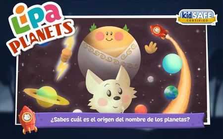 Lipa Planets