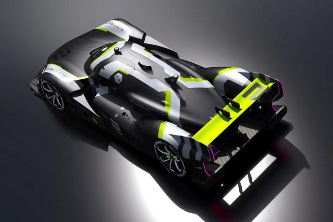 La Roborace sueña con un futuro independiente para sus carreras de coches autonónomos