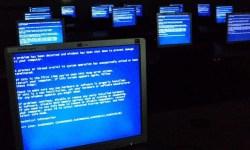 La historia del verdadero pantallazo azul de la muerte de Windows y su evolución