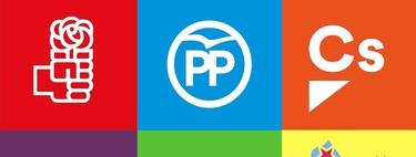 Qué dicen los programas de PSOE, PP, Podemos, Ciudadanos y Vox sobre propiedad intelectual e Internet