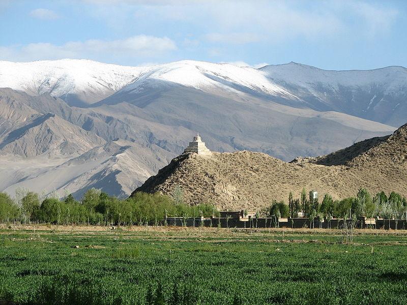 Ésta es la extraordinaria razón por la que el Tíbet se conoce por ser la 'torre de agua'
