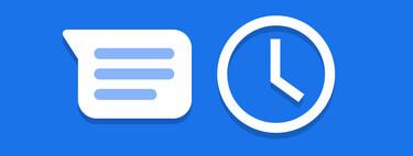 Google Mensajes: cómo programar el envío de un mensaje