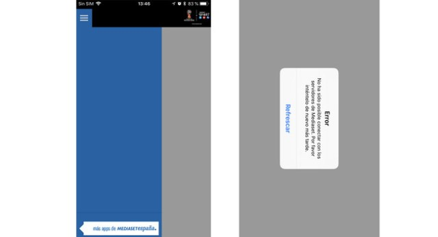 Inestabilidad App