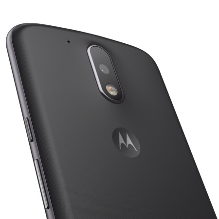 Motog4 Black Back Detail