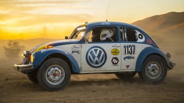 Baja mil Volkswagen Beetle de 1970