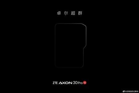 Zte Axon 30 Pro 5g Teaser