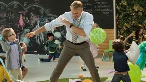 Dolph Lundgren in Kindergarten Cop 2
