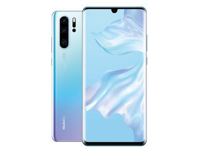 Huawei P30 Pro Diseno