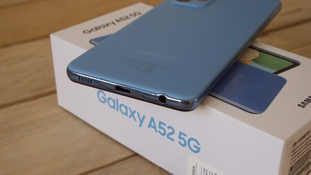 Samsung Galaxy A52 5g Review Xataka Audio