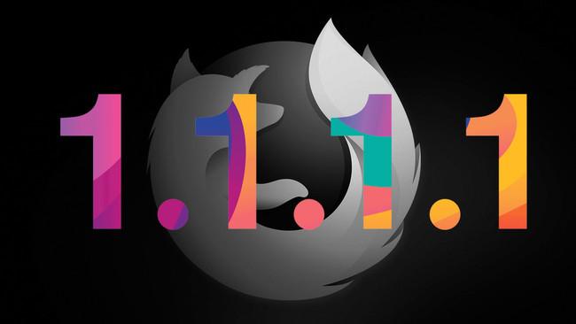 Firefox Dns 1 1 1 1