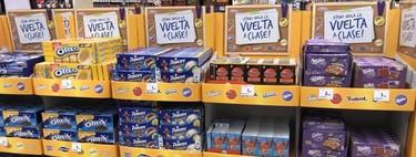 Vuelta al cole sin bollería ni procesados: piden que se elimine la publicidad que fomenta la obesidad infantil