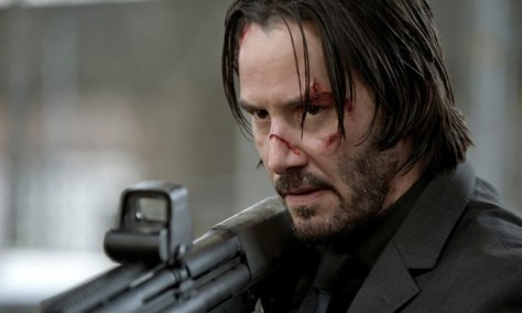 Keanu Reeves Is Back On Set For John Wick 2