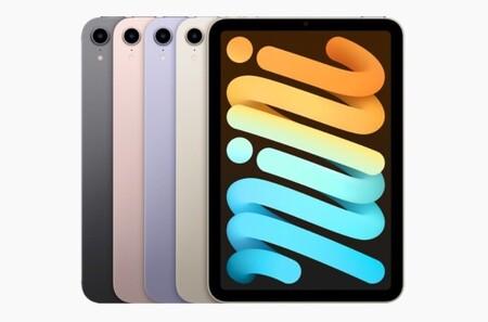 Ipad Mini In Four Colors