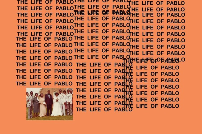 The life of the Pablo