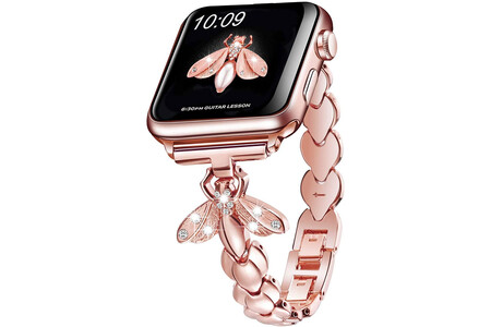 Bee strap Apple Watch
