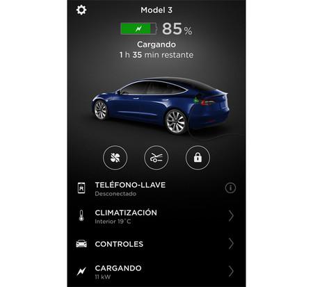 App Movil Tesla