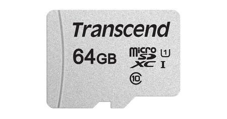 Transcend 64 Gb Microsd