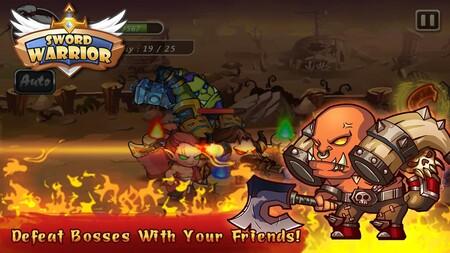 Sword Warriors Premium