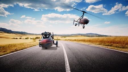 Pal V Liberty Three Wheel Flying Car Reservations 1
