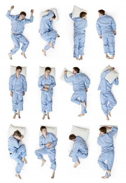 Cul es la mejor y la peor postura para dormir