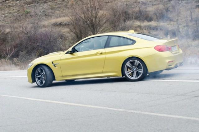 BMW M4. Foto: Chema Sanmoran