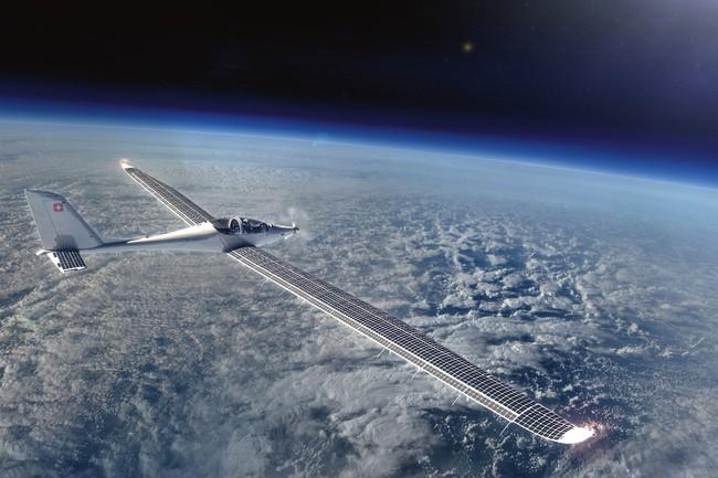 Permalink to SolarStratos quiere ser el primer avión del mundo en viajar al espacio impulsado sólo con energía solar