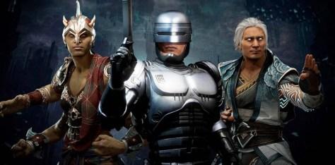 RoboCop se une a la sangrienta batalla como nuevo personaje de ...