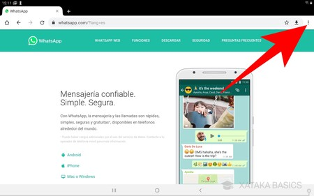 Verwendung Von Whatsapp Web Auf Einem Android Tablet Und Einem Ipad Samagame