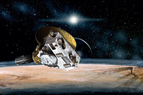 Sigue desde el movil la aproximación de la New Horizons a Ultima Thule con esta aplicación para iOS® y Android®