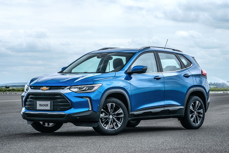 Chevrolet Tracker Mexico